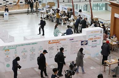 서울·부산경찰청, 재보선 투표일에 을호 비상령