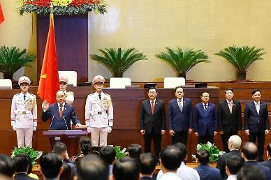 베트남 국가주석에 응우옌 쑤언 푹 총리 선출