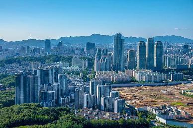 주택시장 관망세에도 서울 대형아파트값 평균 22억 돌파
