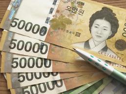 韓国の国家負債、240兆ウォン増の1985兆ウォン
