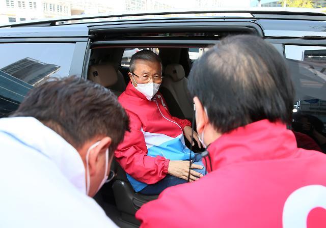 김종인, 오는 8일 비대위원장 퇴임…당 일각에선 '연장론'