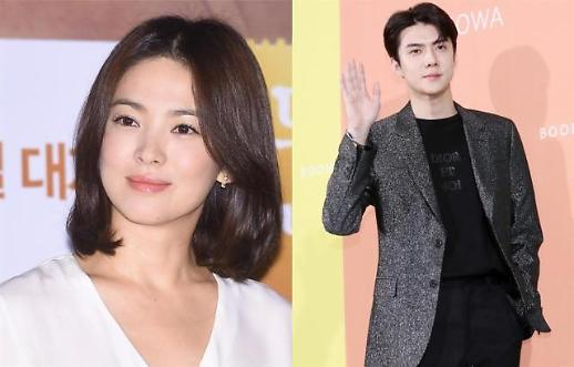 吴世勋出演SBS新剧《现在分手中》 与宋慧乔上演对手戏