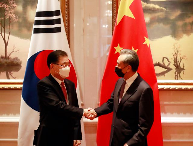"""거세지는 미·중 갈등...美 """"중국 중대한 도전에 한국과 함께 맞설 것"""""""