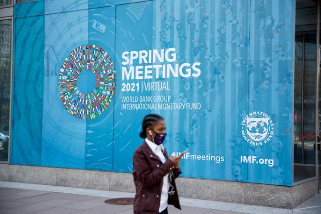 """IMF """"올해 세계경제 6% 반등""""...미-중 쌍두마차 견인에 코로나 위기 극복하나?"""