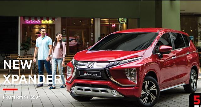 [NNA] 미쓰비시車, 1분기 말레이시아 판매대수 2.4배 늘어