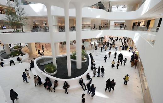 现代首尔人气火爆 或成首个开业首年销售破万亿百货店
