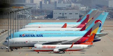 [코로나가 바꾼 대한민국] ⑥ 반토막 난 항공 업계, 올해는 날개 펼까