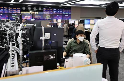 韩今年外资首现连续4日净买入
