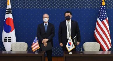 한·미, 11차 방위비협정 공식 서명...국회 비준만 남아