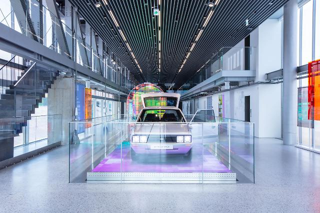 """""""마음을 움직이는 공간""""...현대차, 현대모터스튜디오 부산 개관"""