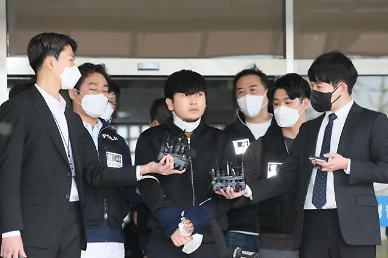 노원 세 모녀 살인 김태현, 얼굴 공개···눈 뜨고 숨쉬는 것도 죄책감 들어
