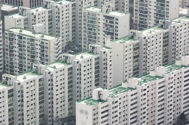 서울 아파트 시장 진정되나…4개월 만에 매수심리 꺾여