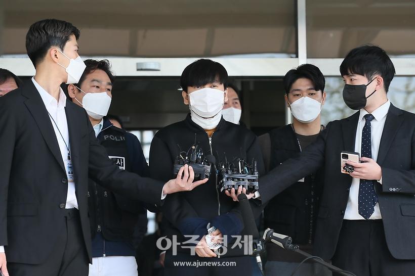 민낯 공개한 '노원 세 모녀 살인' 김태현