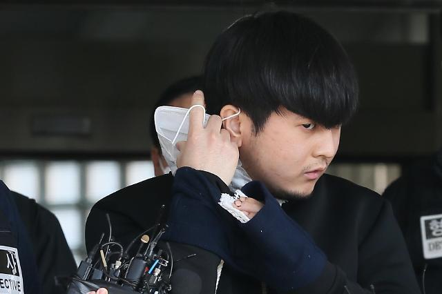 [슬라이드 화보] 민낯 공개한 '노원 세 모녀 살인 김태현