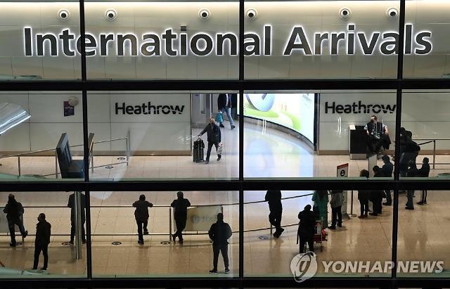 英, 해외여행 허용 검토...일부 국가엔 자가격리 면제
