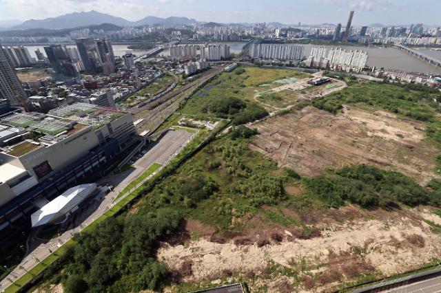 서울 마지막 금싸라기 땅 용산정비창 마스터플랜 국제 설계 공모한다