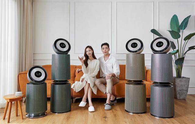 LG전자, 오브제컬렉션 라인업 확대…360도 공기청정기 출시