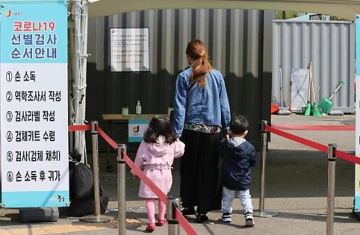 韩国新增614例新冠确诊病例 累计109559例