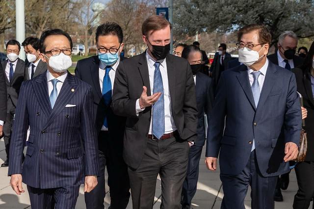 日媒:美方强烈要求韩国加入Quad