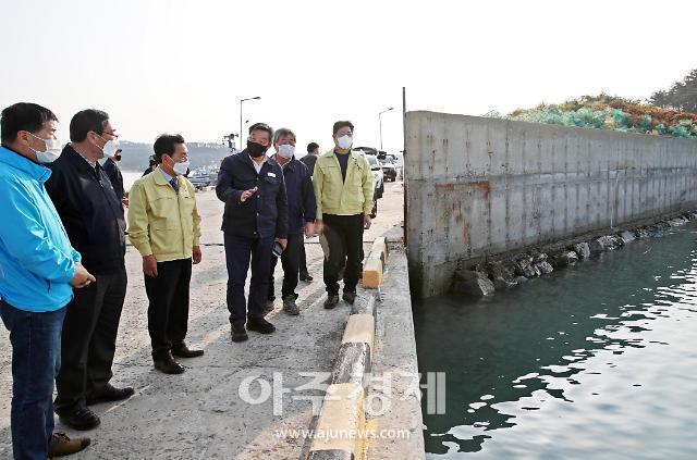 태안군 일반농산어촌개발 및 어촌뉴딜 300 사업 개시···총 사업비 1020억 투입