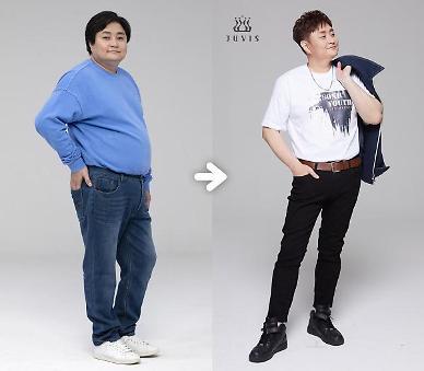 정재용, 109kg→86kg 다이어트 성공…영양소 균형 맞춘 규칙적인 식사 중요