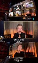 映画「ミナリ」のユン・ヨジョン、英アカデミー賞で助演女優賞受賞