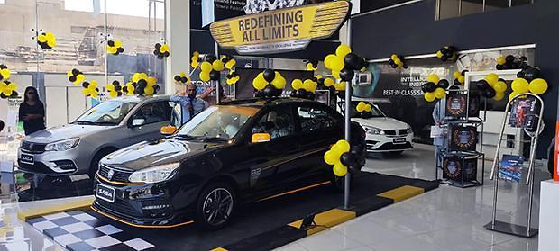 [NNA] 말레이시아 국민車 프로톤, 파키스탄에 사가 출시