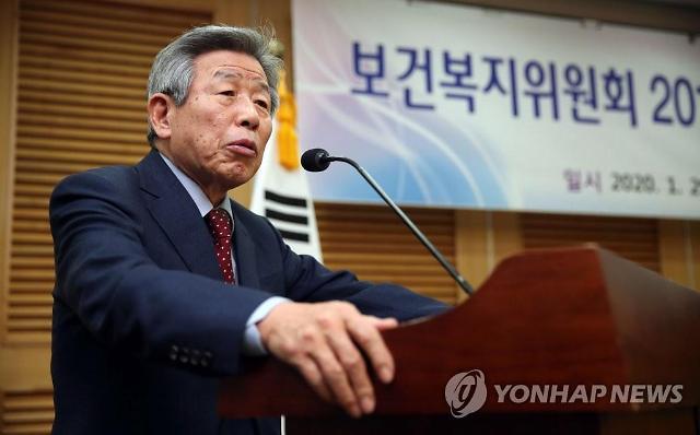 """유인태 """"민주당 초선 의원들 바람직...이런 움직임 없으면 활력 잃을 수도"""""""
