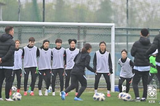 决战一触即发!韩中女足奥预赛附加次回合赛今在苏州举行