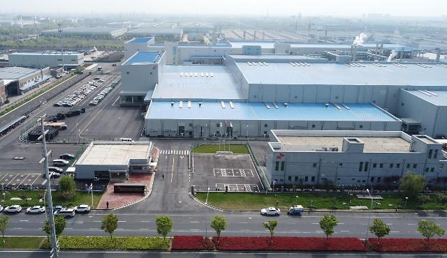 SKIET, 중국 창저우 2공장 상업생산 돌입...연간 전기차 50만대 분량 생산 체계 구축