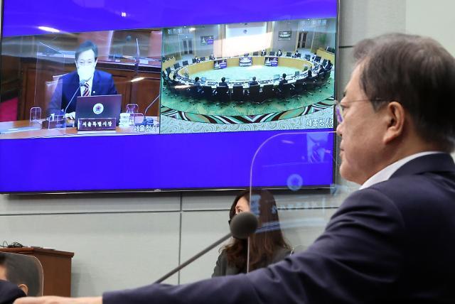[뉴스분석] 문 대통령·오세훈 화상 대면…부동산·방역 놓고 이견 표출