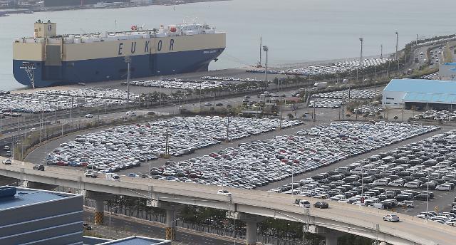 1분기 자동차 산업 생산·내수·수출 7년 만에 트리플 증가