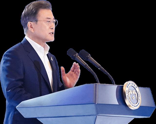 [미·중 반도체 패권경쟁] 15일 확대경제장관회의에 쏠린 눈...文, 삼성·SK하이닉스에 무슨 얘기할까