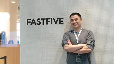 김대일 패스트파이브 대표 이젠 카공족 잡는다…파이브스팟 곧 출시