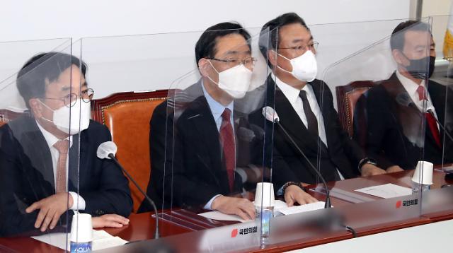 """주호영, 日 오염수 방류에 """"정부, 어떤 구체적 노력했나"""""""
