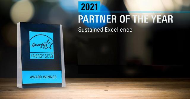 """三星电子获美国""""2021能源之星""""最高奖项"""
