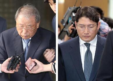 효성 조석래·조현준, 200억대 세금 취소 소송 일부 승소