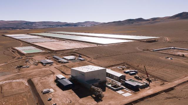 POSCO completes preparation for commercial production of lithium for EV battery
