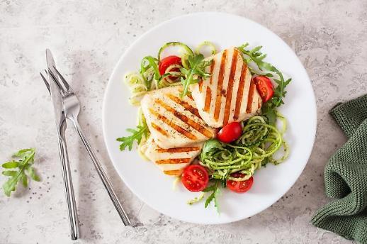 四月不减肥五月徒伤悲 韩近期沙拉等减肥餐销量暴增