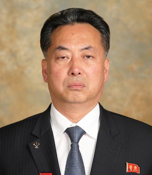 리룡남 주중 북한 대사 공식 부임...신임장 제정식 참석
