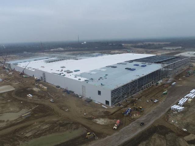 LG与通用联手在美建第二电池厂