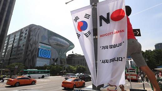 抵制风潮未平新冠疫情又起 在韩日企遭双重冲击业绩暴跌
