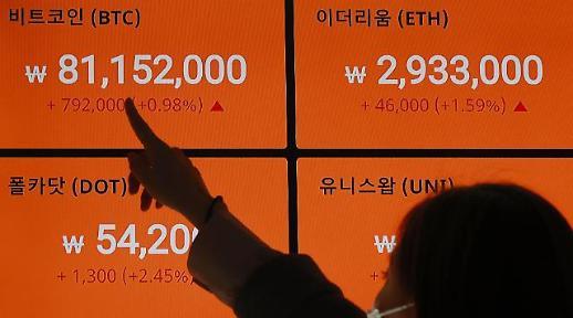 韩散户弃股转投比特币 加密货币交易所交易资金单日达216亿美元