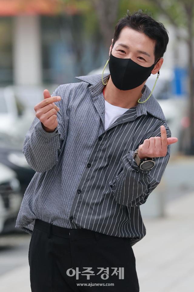[포토] 박군, 오늘도 행복하세요~