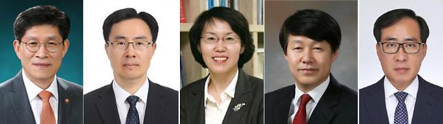 文在寅提名金富谦为国务总理 五大部门进行人事调整