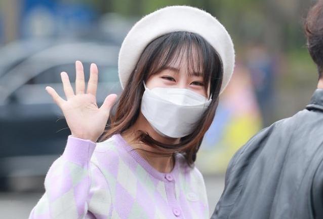 [슬라이드 화보] 미스트롯2 김의영, 예쁜 눈웃음