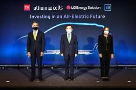LGエネルギーソリューション、GMと米国に「バッテリー第2合弁工場」の設立…2兆7000億ウォンの投資