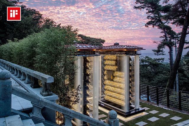 [빈섬 이상국의 뷰] 색즉시공의 빛을 지었다…한국에 이런 건축세계가 있다