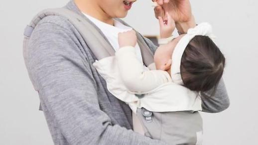 带娃不是妈妈专利 韩国育儿男性创历史最高水平