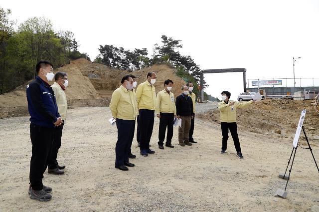 유·청소년 승마교육센터 방문한 '강영석 시장'